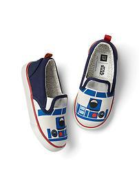 Gap &#124 Star Wars&#153 slip-on sneakers - r2d2